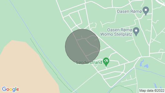 3 Bedroom Accommodation in Rømø Map
