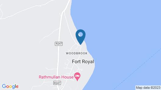 Rathmullanholidayhomes.com Map