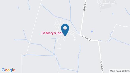 St Mary's Inn Map