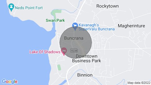 Lovely wee Cottage.. Buncrana Map