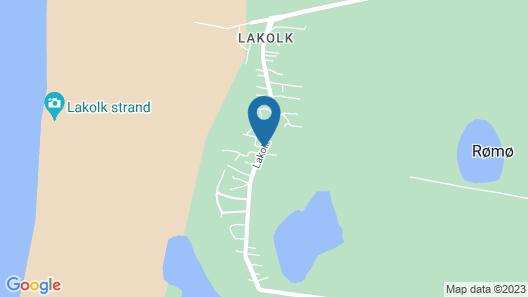 Hotel Lakolk Map