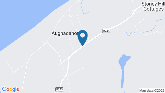 Cuan na Ri Holiday Homes Map