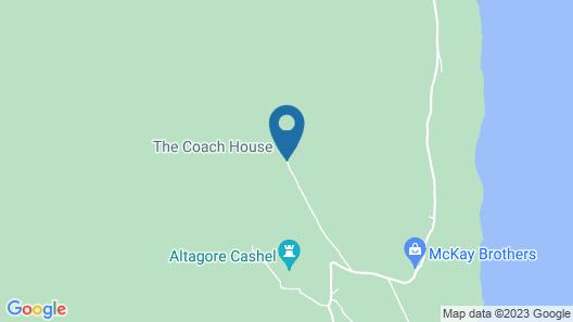 Beachview Cottage Map