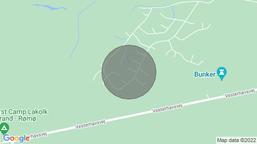 4 Bedroom Accommodation in Rømø Map