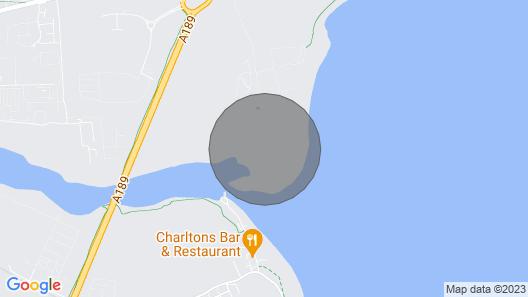 Brand New 8 Berth Caravan - Sandy Bay Map