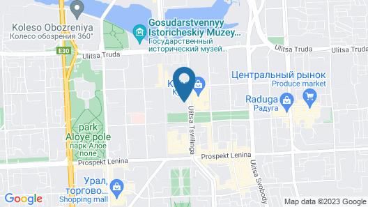 Hotel Stariy Gorod Map