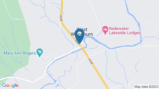 Bay Horse Inn - B&B Map