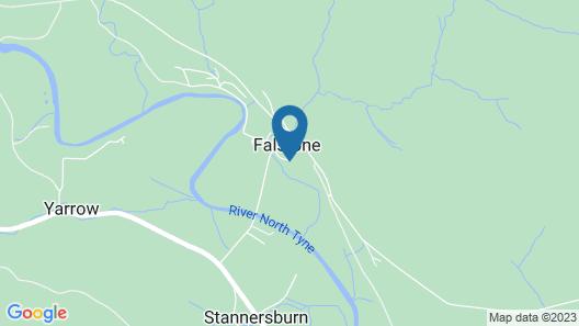 Falstone Barns Map