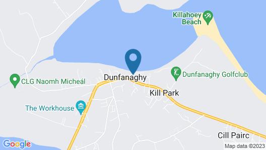 Seaview Flat w/ Fireplace Map