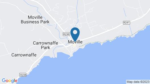 Foyle Hotel by Chef Brian Mc Dermott Map