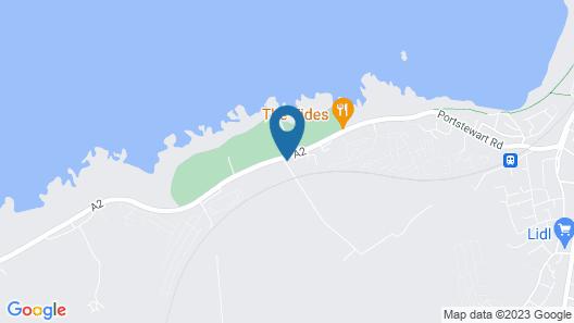 Inn on the Coast Map