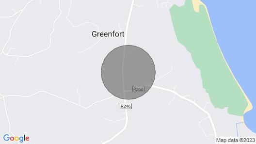 Duntinney House Portsalon Map