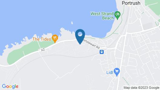 Inishowen View Map