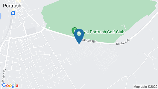 Golflinks Hotel Map