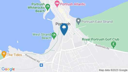 Coast & City - Eglinton Street Map