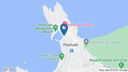 Pier39Portrush Map