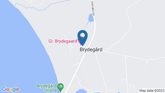 Gl. Brydegaard Map