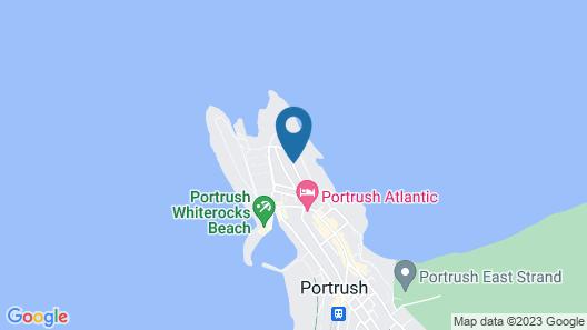 Prospect House Map