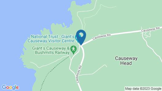 Causeway Hotel Map