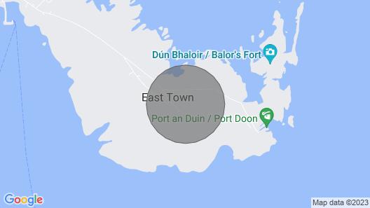 Stunning Tory Island Apartment Map