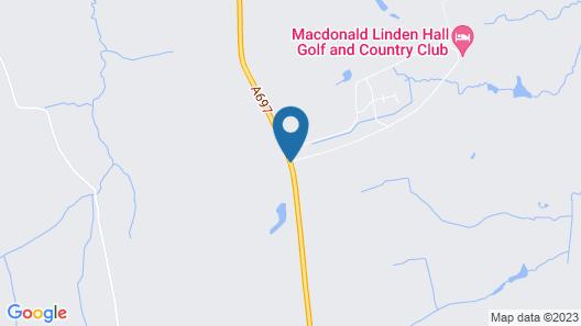 Macdonald Linden Hall Golf & Country Club Map