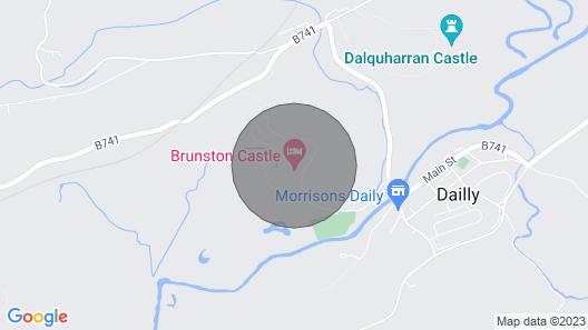 Savita Cottage Map