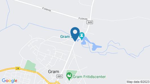 Gram Slotskro Map