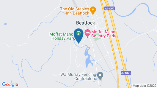 Moffat Manor Country Park Map