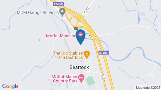 Moffat Mansion Map