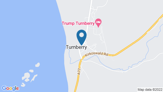 Lands of Turnberry - Self-Catering Map