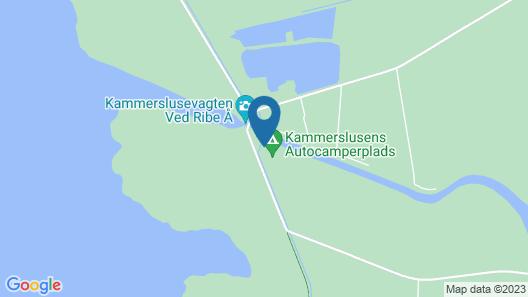 Kammerslusen Map