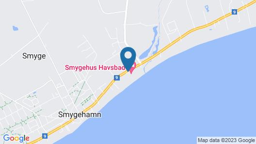 Smygehus Havsbad Map