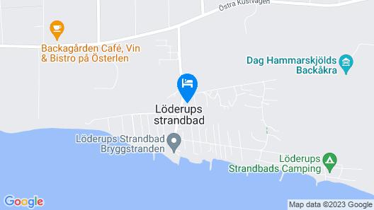 Löderups Strandbad Hotell & Stugby Map