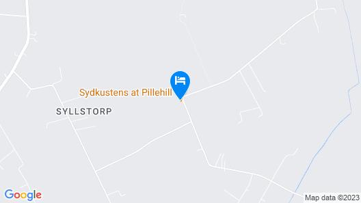 Sydkustens at Pillehill Map