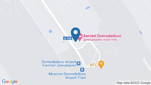Domodedovo AirHotel Map