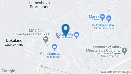 Inndays Podolsk on 43 Armii 21 Map