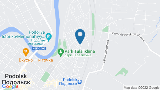 Apartment Ofelia Map