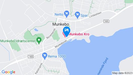 Munkebo Kro Map