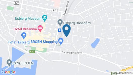 Staytel Map