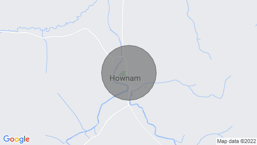 Kirk Cottage Map