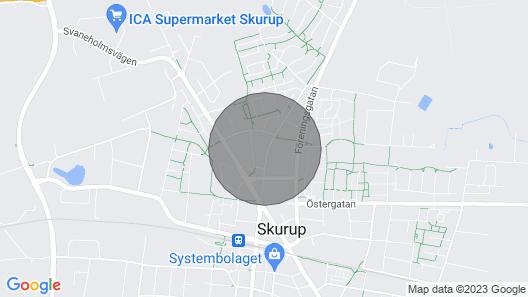 2 Bedroom Accommodation in Skurup Map