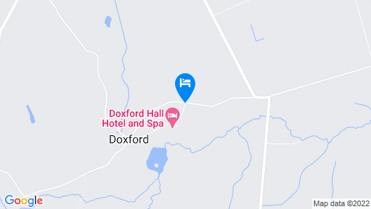 Doxford Hall Hotel & Spa Map