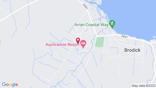 Auchrannie Resort Map