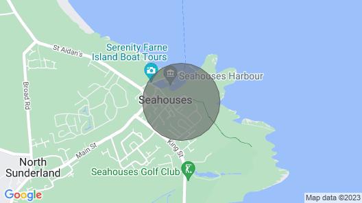 Sunnie Cottage Map