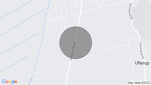 2 Bedroom Accommodation in Dragør Map