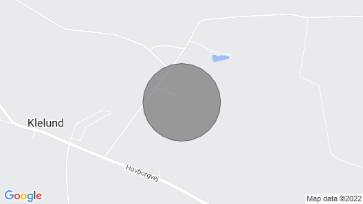 7 Bedroom Accommodation in Hovborg Map