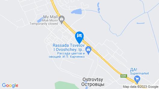 Loft Otel Map