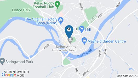 Inglestone House Map