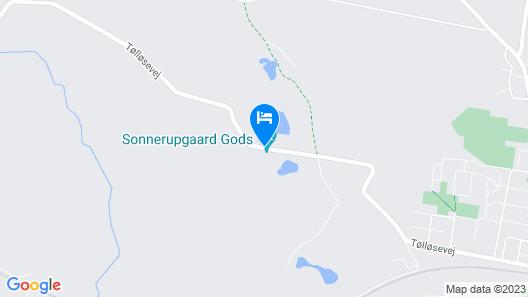 Sonnerupgaard Gods Map