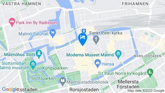 Scandic Kramer Map